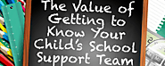 The Value of Getting to Know Your Child's School Support Team - Autism Parenting Magazine
