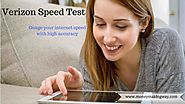Verizon speed test ! Free tool to check your internet speed - Money Making Way