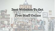 10 Best Websites that gives you free stuff online - Money Making Way