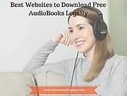 16 Best Websites to download free Audiobooks legally - Money Making Way