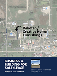 Textile Business and Property for Sale or Lease | Webster, South Dakota