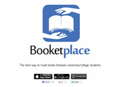 Booketplace - Easily Trade Textbooks Between College Students
