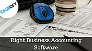 How to choose the Right Business Accounting Software