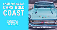 Maximize your scrap car by availing our Cash For Scrap Cars Gold Coast service