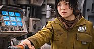 Kelly Marie Tran lied that she was doing an indie film in Canada.