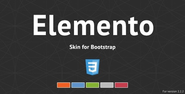 Top 5 best skins collection for bootstrap framework for web designers