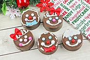 OREO Gingerbread Men Cookies
