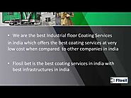 Industrial Coating Services & Industrial Paint Manufacturers India