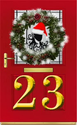 Tasha's Thinkings: Wittegen Press Advent Giveaway 2013 - Day #23 - Advent by Natasha Duncan-Drake