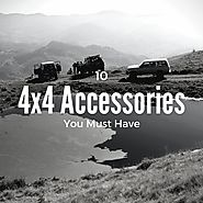 10 4x4 Accessories You Must Have - Milner Off Road 4x4 Blog