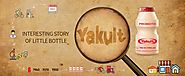 Yakult History, Founder- Dr. Minoru Shirota, Japan in 1930