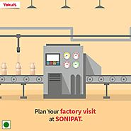 Yakult, India - Visit our factory to see how do we add...