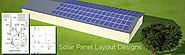 Solar Panel Layout Designs by AABSYS
