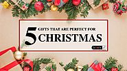 5 Promotional Items You Can Give Away As Christmas Gifts To Your Clients