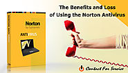 The Benefits and Loss of Using the Norton Antivirus | Visual.ly