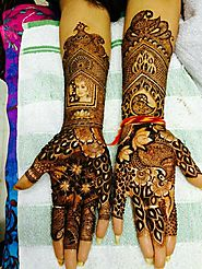 Website at http://www.maheshmehandi.com/blog/Heavy+Mehandi.php