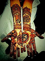 Website at http://www.maheshmehandi.com/blog/Designer+Mehandi.php