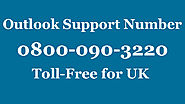 Outlook Helpline Number 0800-090-3220 (Toll-Free for UK)