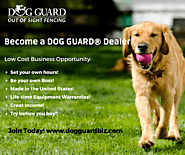 Dog Fence Franchise Opportunity