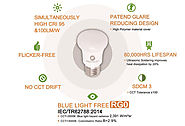 Low Blue Light LED Bulbs – SeniorLED Shares Insights