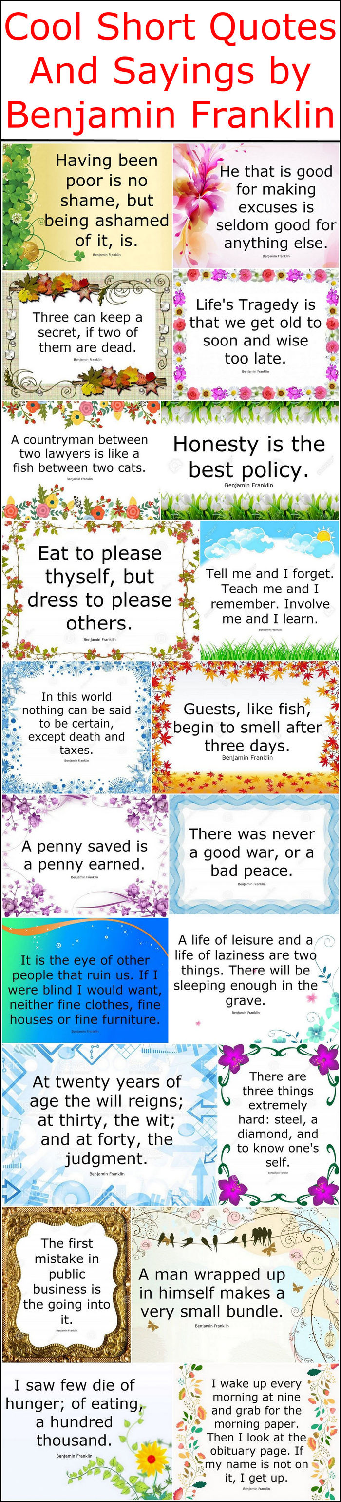 Quotes And Sayings | A Listly List