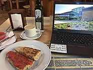 "Carla Luca de Tena on Twitter: ""Thanks to #Cisco I can work anywhere, anytime. :-) #LoveWhereYouWork #WeAreCisco http..."