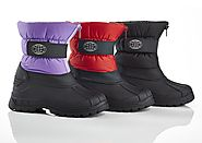 Unsensored Fun Club Kid's Rocket Unisex Winter Boots