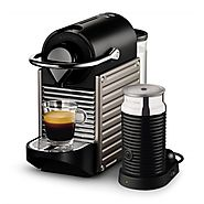 Pump espresso coffee machine