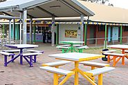 What Are The Advantages Of Buying Outdoor School Furniture
