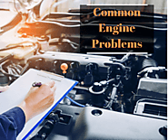 Common Engine Problems and How to Fix Them