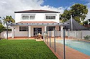 Pool Fencing Provider In Canterbury - Ultimate Glass