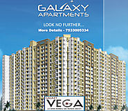 Top Construction, Timely Possession, New Price List flat – Galaxy Vega – Galaxy Poject