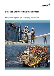 Detailed engineering-design-phase