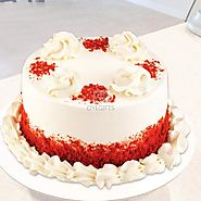 Send Red Velvet Cake Online Same Day Delivery Across India @ Best Price