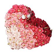 Send Heartshape Chocolate Bouquet Same Day Delivery - OyeGifts