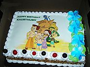 Photo cakes in chennai – Cake Square Chennai