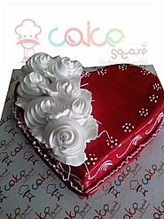 Valentine's cakeLove and Love Only – Cake Square Chennai