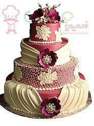 Cake Shop Chennai - Pinkish Purple Beauty