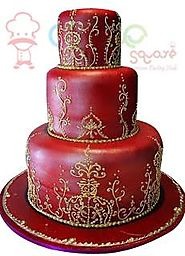 Best Wedding Cakes in Chennai – Cake Square Chennai