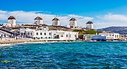 Multi Centre Greek Island Holidays - Mykonos, Crete