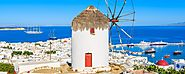 Book Holidays to Santorini Greece, Tour Packages