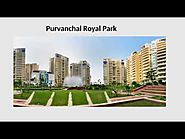 Purvanchal Royal Park Sector 137 Noida