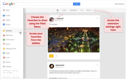 Bookmark Google+ posts in one click with this Chrome extension