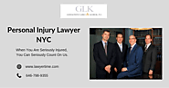 Experienced Personal Injury Lawyer in New York City