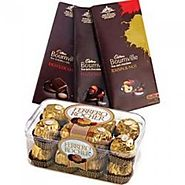 Buy/Send FERRERO WITH BOURNVILLE - YuvaFlowers