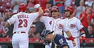 Sports Today: At least Reds have some better problems to face this winter