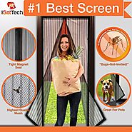 Top 10 Best Magnetic Screen Doors in 2017 (December. 2017)