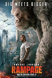 Regarder Rampage 2018 Papystreaming Film