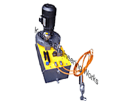 Hydraulic Power Pack for Doctoring Rewinding Machine, Winder Rewinder