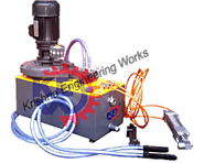Hydraulic Power Pack for Lamination Machine | Web Guide System